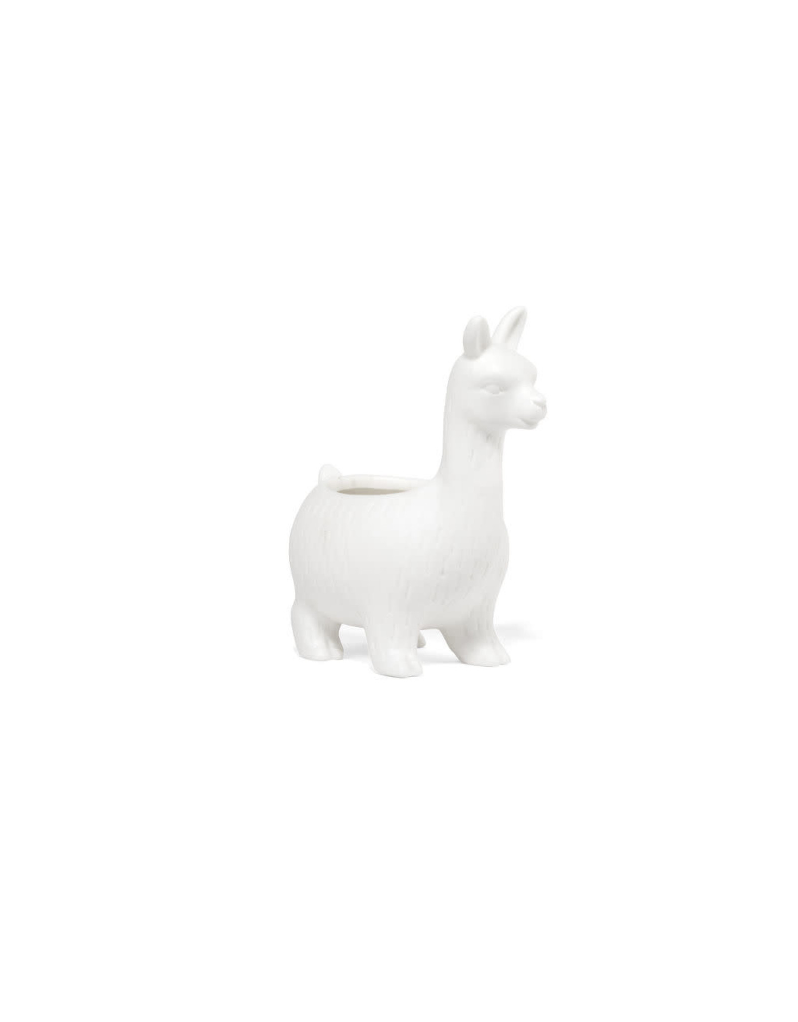 flower pot - llama