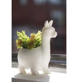Kikkerland planter - llama