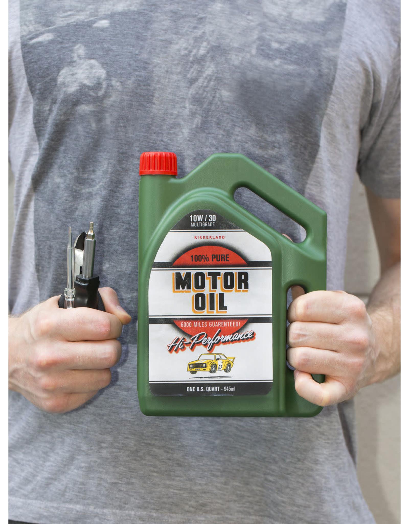 tool box - oil jug