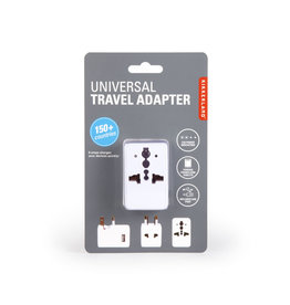 Kikkerland universele adapter
