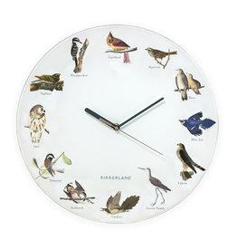 Kikkerland clock - bird call