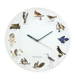 Kikkerland klok - vogelroep