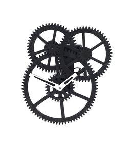 Kikkerland wall clock - triple gear (2)