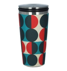 Chic Mic travel mug deluxe - modernist circles