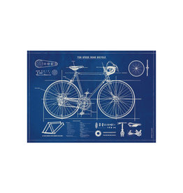 Cavallini decorative wrap - bike