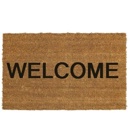 La Finesse doormat - welcome