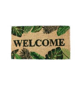 deurmat - welcome (tropical)