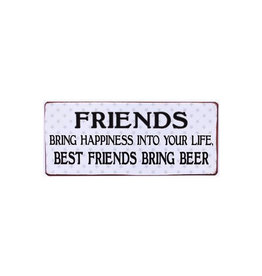 La Finesse bord - friends bring happiness