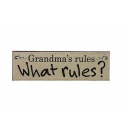 La Finesse bord - grandma's rules