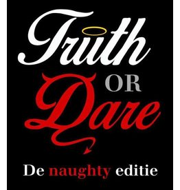 boek - truth or dare? (naughty editie)