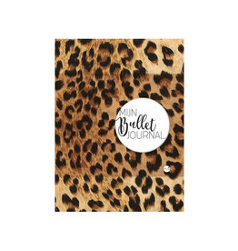 bullet journal - leopard