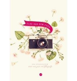 boek - elke dag een foto