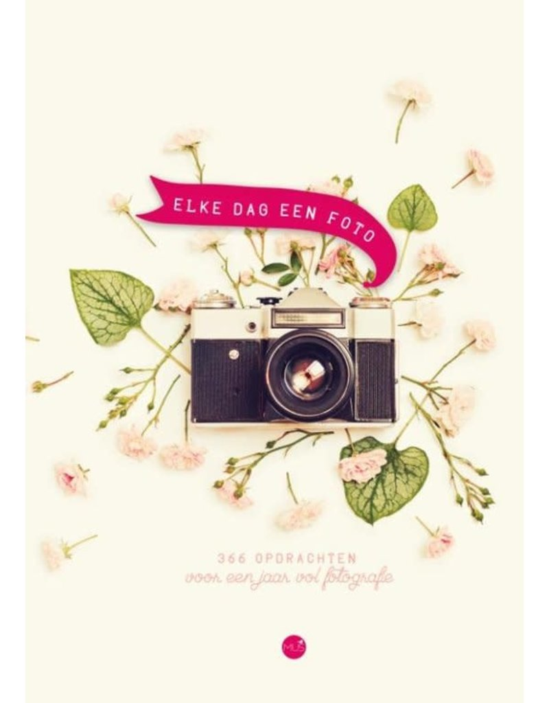 book - elke dag een foto