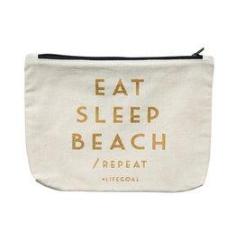 Timi zakje - eat sleep beach