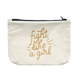Timi pouch - fight like a girl