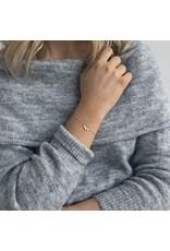 Timi armband - 3 sterren (goud)