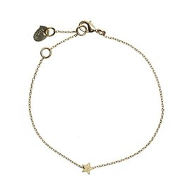 Timi bracelet - star (gold)