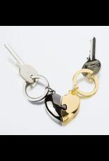 Le Studio sleutelhanger - hart (duo)