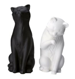 bookends - cats
