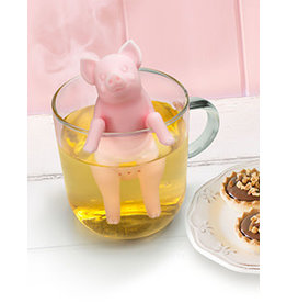 All Around tea infuser - pig