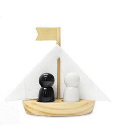 Winkee Z&P - zeilboot