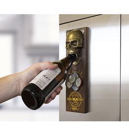 Gift Republic bottle opener - skull