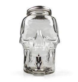 Tobar beverage dispenser - skull