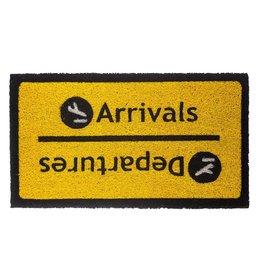 Fisura doormat - arrivals/departures