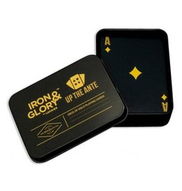 Luckies playing cards - up the ante
