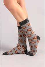 Moustard socks - donuts (36-40)