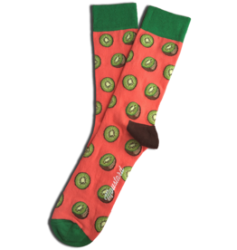 Moustard sokken - kiwi (41-46)