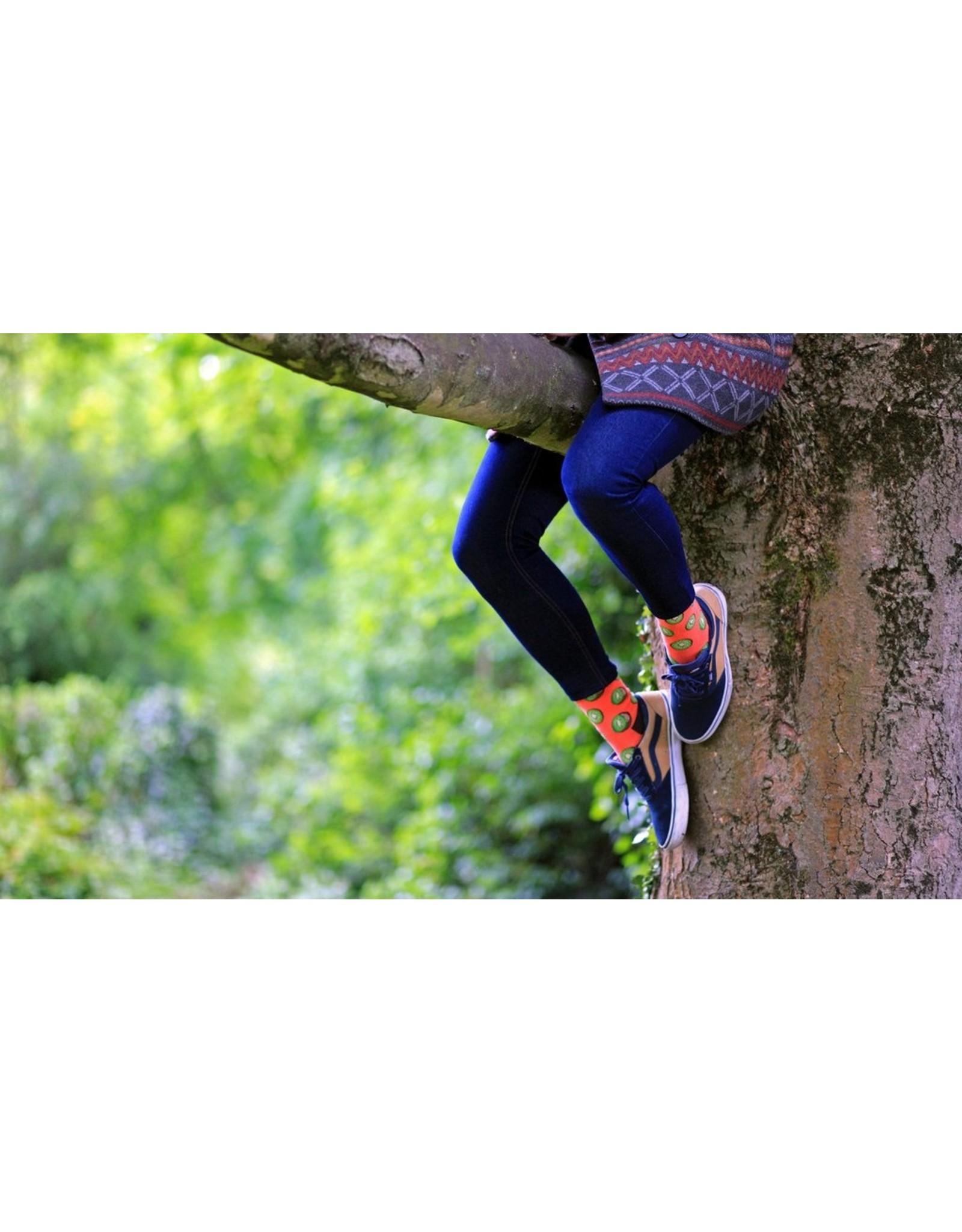 Moustard socks - kiwi (41-46)