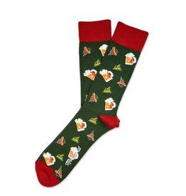 Moustard sokken - oktoberfest  (41-46)