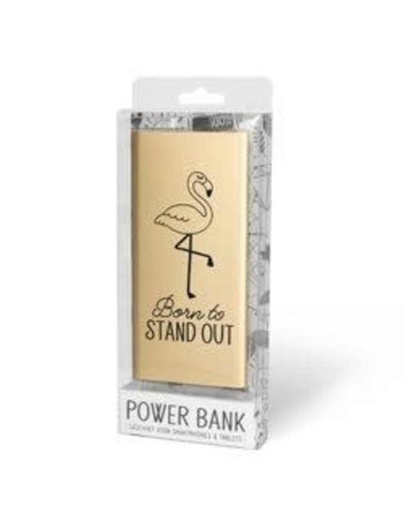 powerbank - born to stand out
