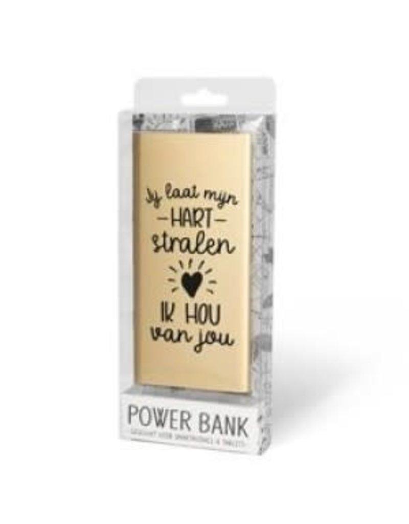 powerbank - ik hou van jou