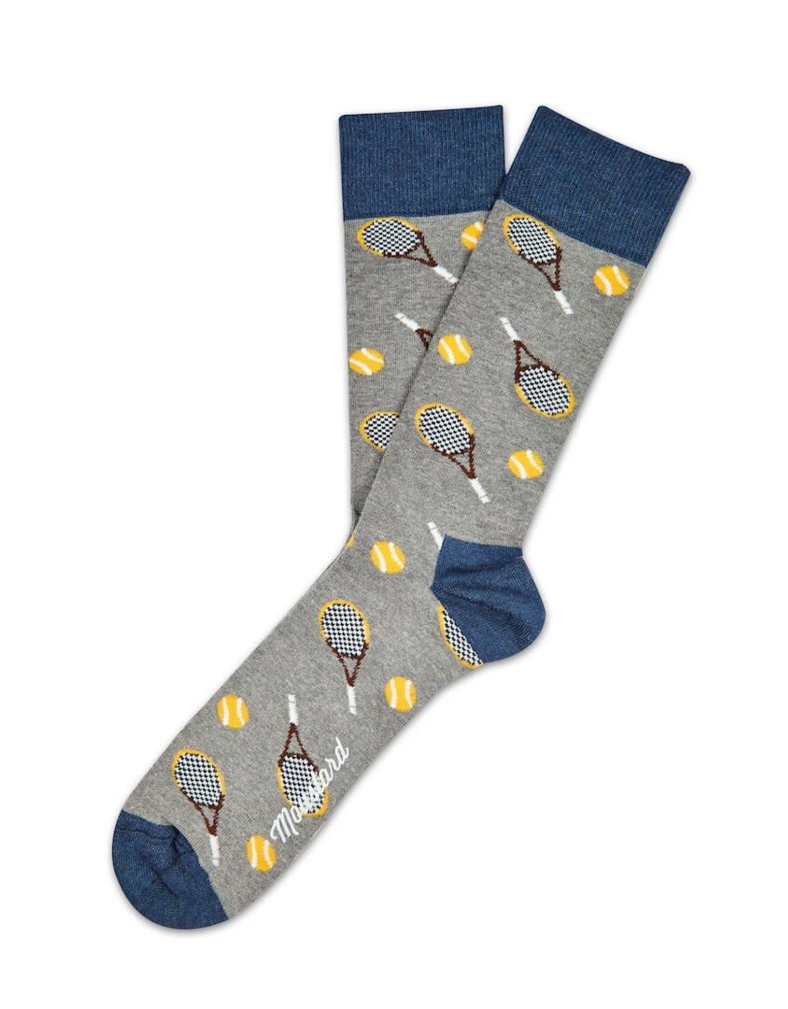 Moustard socks - tennis (41-46)