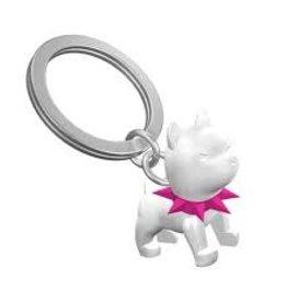 sleutelhanger - bulldog