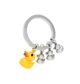 MTM keyring - duck (yellow)