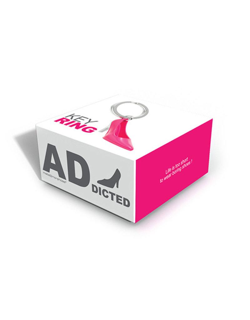MTM sleutelhanger - schoen (roze)
