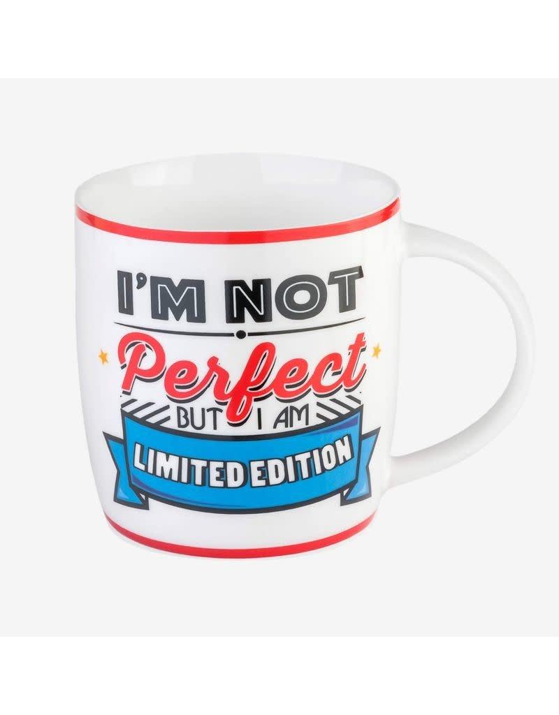 Legami mug - i'm not perfect