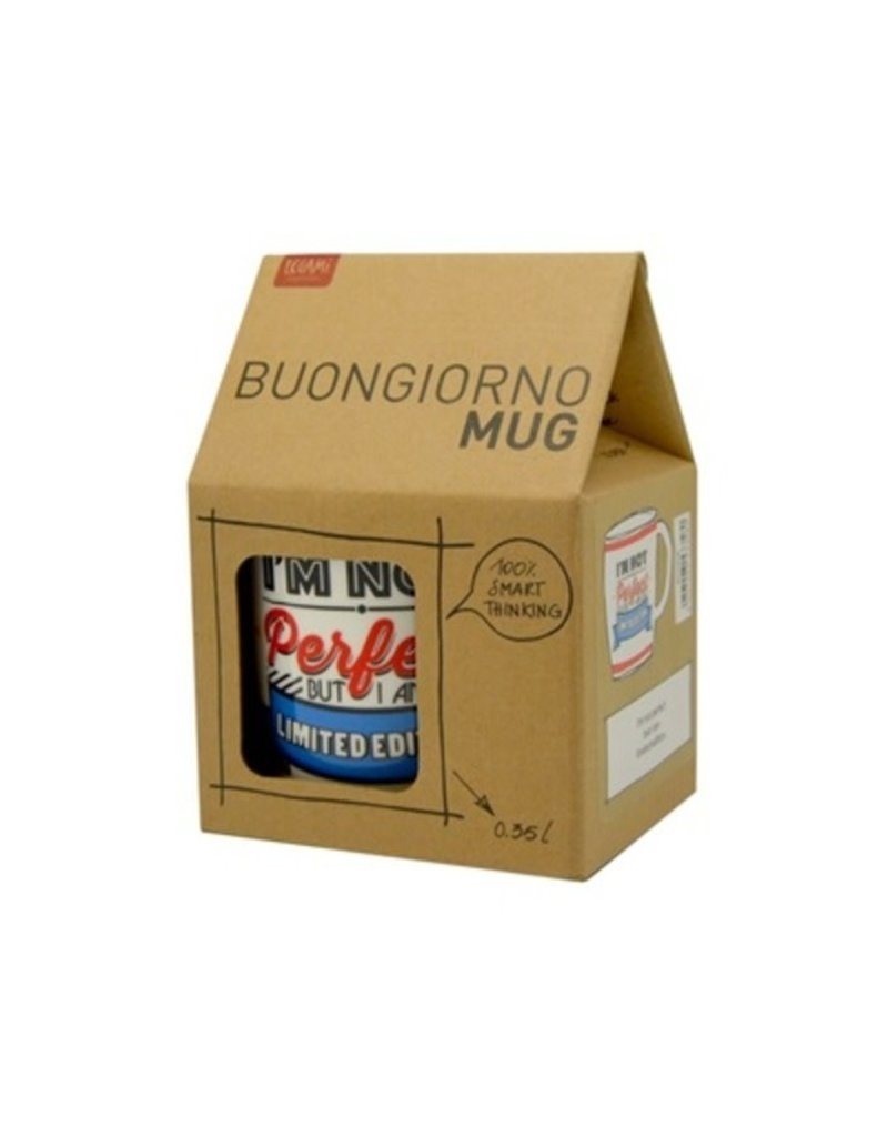 Legami mug - i'm not perfect (3)