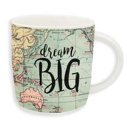 mug - dream big