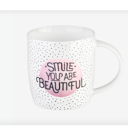 Legami mug - smile, you are beautiful (3)