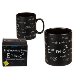 Out Of The Blue mug - mathematic