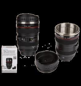 thermos mok - camera lens