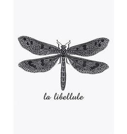 Vanilla Fly poster - la libellule