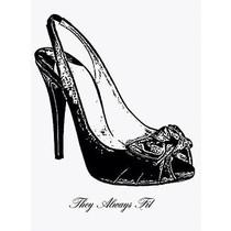 Vanilla Fly poster - schoen