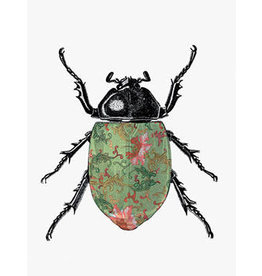 Vanilla Fly poster - beetle