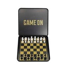 Luckies spel - schaken