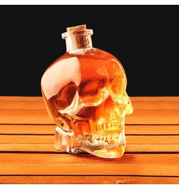 fles - schedel